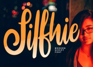 Silfhie Font
