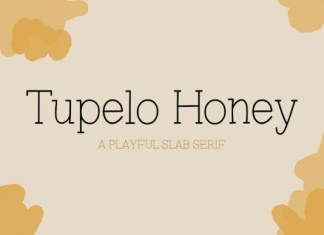 Tupelo Honey Font