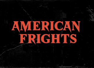 American Frights Font