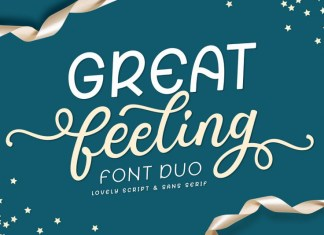 Great Feeling Font