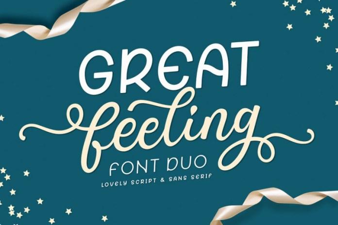 Great Feeling Font