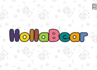 HollaBear Font