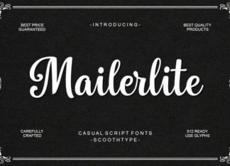 Mailerlite Font