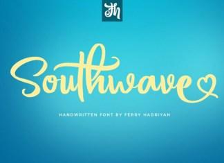 Southwave Font