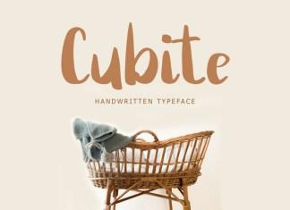 Cubite Font