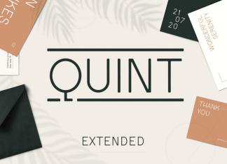 Quint Font