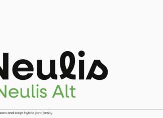 Neulis Font