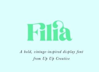Filia Font