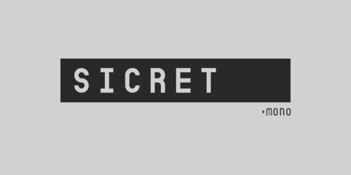 Sicret Mono Font