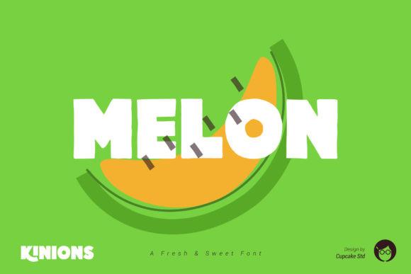 AL Kinions Font