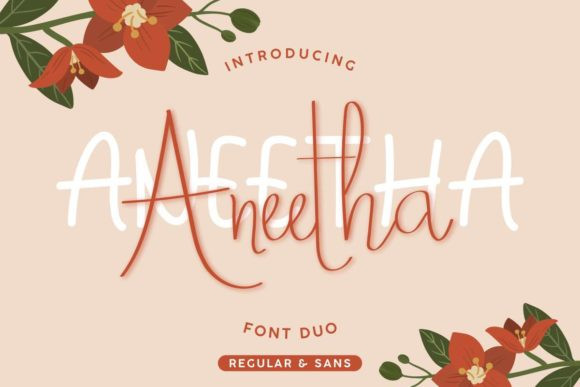 Aneetha Font