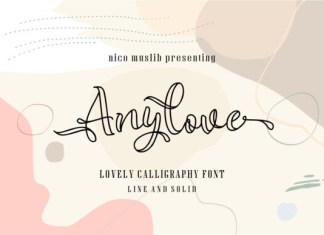 Anylove Font