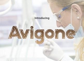 Avigone Font