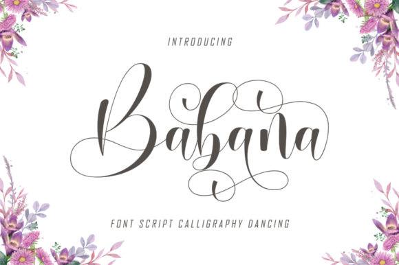 Babana Font