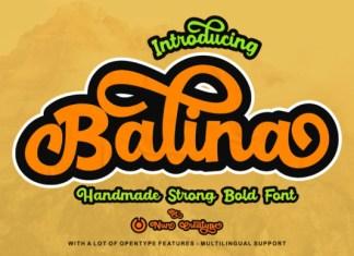 Balina Font