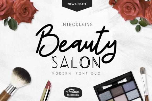 Beauty Salon Font