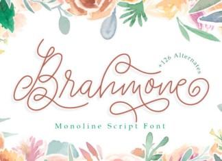Brahmone Font