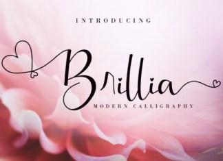 Brillia Font