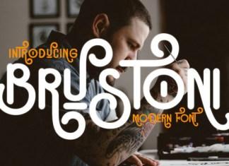 Brustoni Font