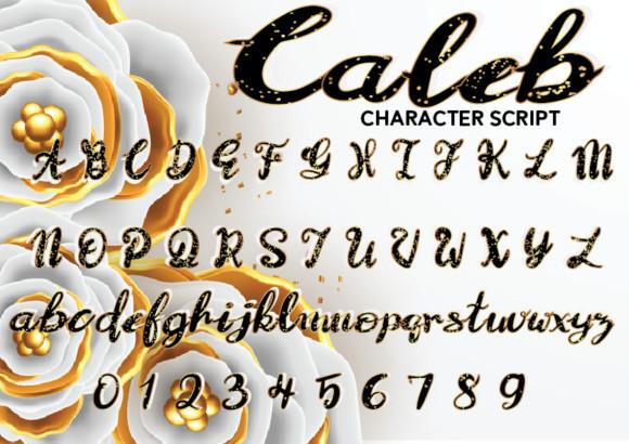 Caleb Font