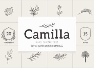 Camilla Font