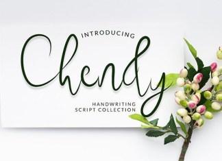 Chendy Font