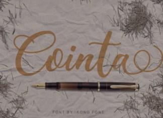 Cointa Font