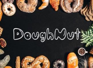 Doughnut Font