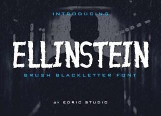 Ellinstein Font