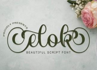 Elok Font