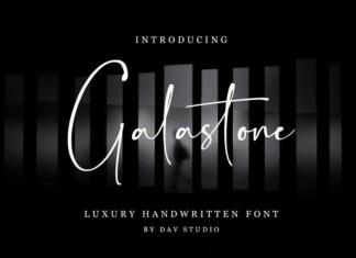 Galastone Font
