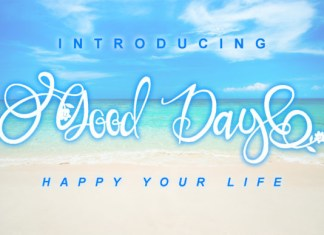 Good Day Font