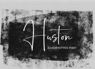 Huston Font