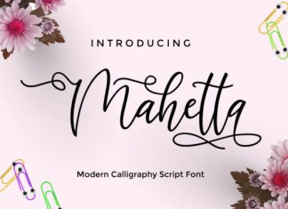 Mahetta Font