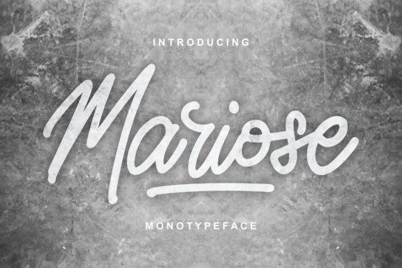Mariose Font