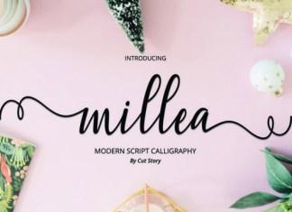 Millea Font