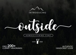 Outside Font