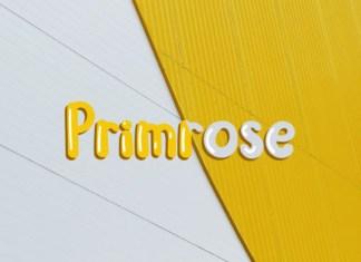 Primrose Font