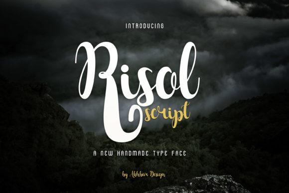 Risol Font