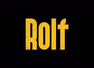Rolf Font