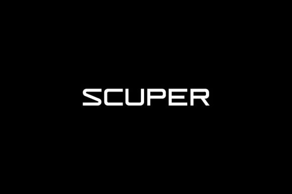Scuper Font
