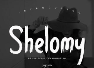 Shelomy Font