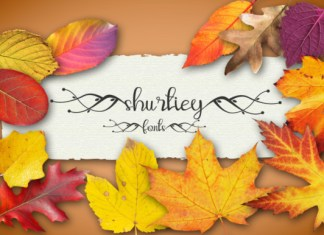 Shurtiey Font