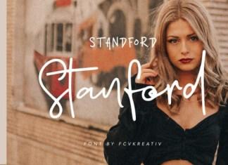 Standford Font