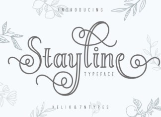 Stayline Font