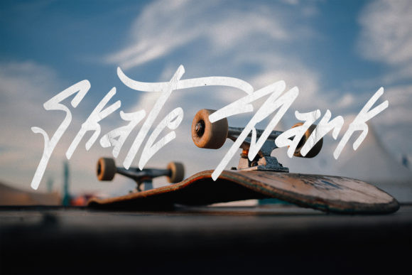 The Graffiti Font