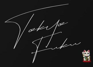 Tokyo Fuku Font