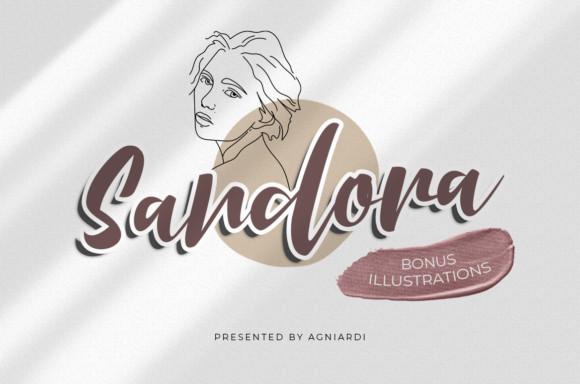 Sandora Font