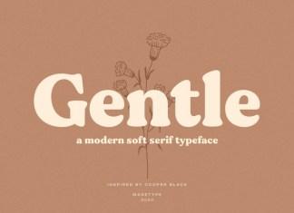 Gentle Font