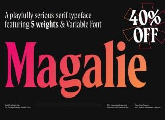 Magalie Font